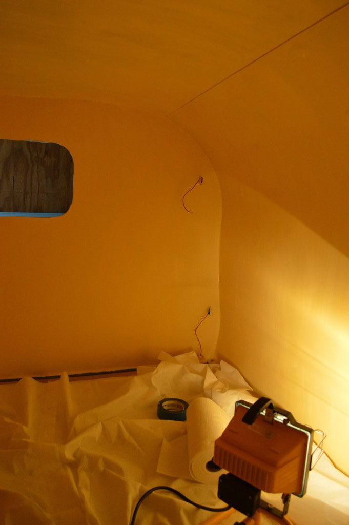 Picture of Painting, Patching and Wiring!
