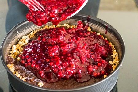 Cherr... Cranberries on Top