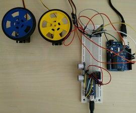 Autonomous BB-8 Drive System