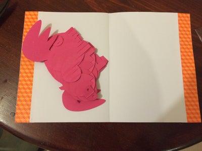 Assembling the Card