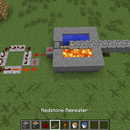 How to make a simple automatic Minecraft cobblestone generator!