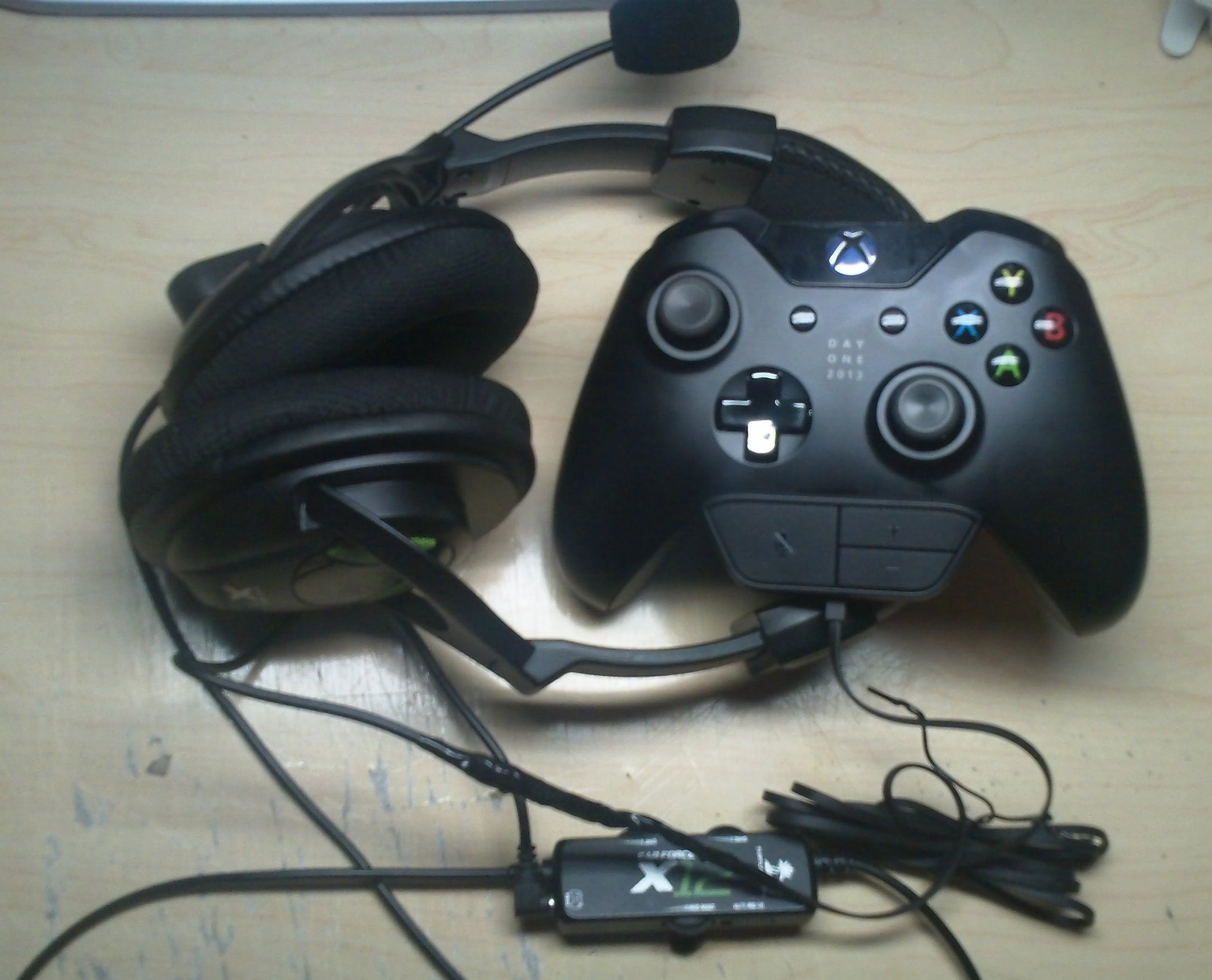 Xbox 360 to Xbox One Headset DIY Conversion (Turtle Beach): 6 Steps ...