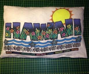 T-Shirt to Pillow