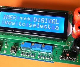 Digital Multimeter Shield for Arduino