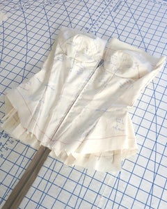 Foundations:  an Old Muslin to the Rescue