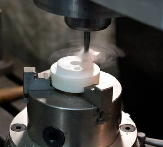 Base Section - Machining