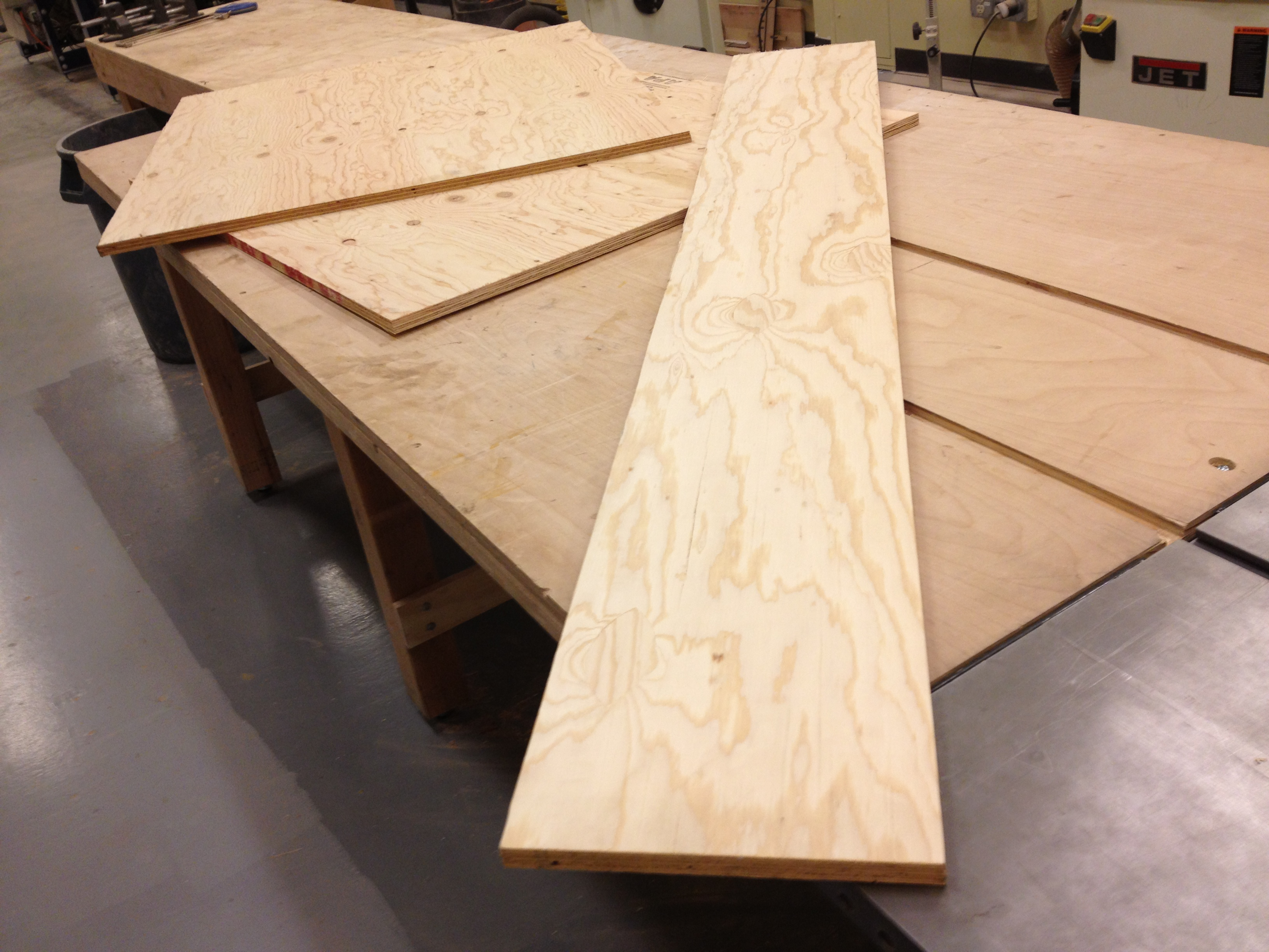 Picture of 4x8 Plywood Sheet