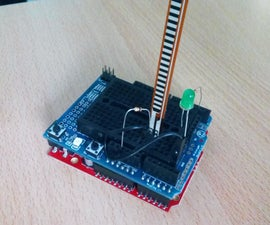 How to use a Flex Sensor - Arduino Tutorial