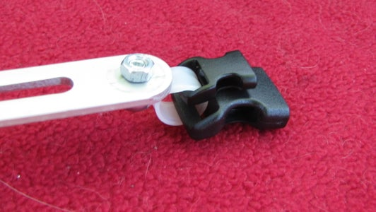 Attach Female Ends of Buckles
