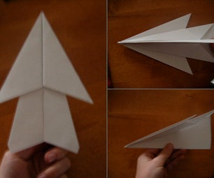 Cool-looking Paper Airplane