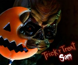 Trick 'r Treat Sam Costume!