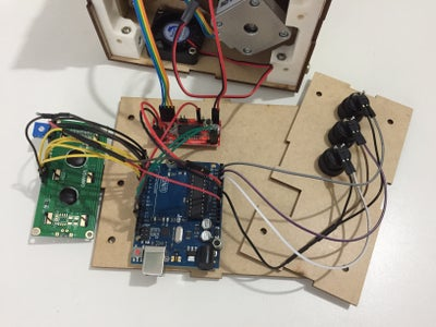 Mounting and Wiring the Electronics