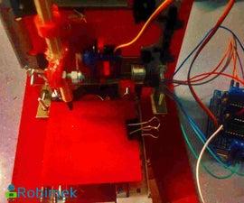 Arduino Mini CNC