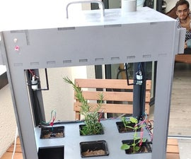 Autonomous Kitchen Garden