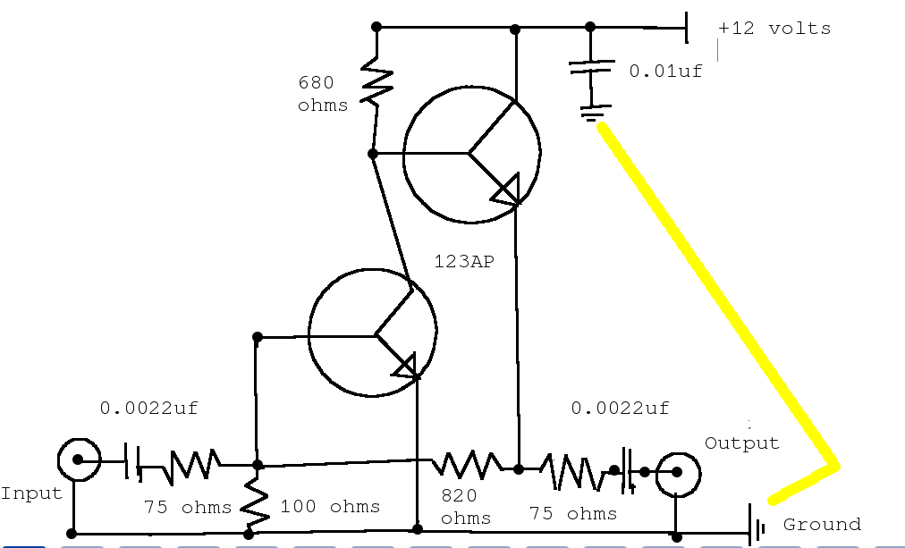 Picture of Cable Signal Amp?
