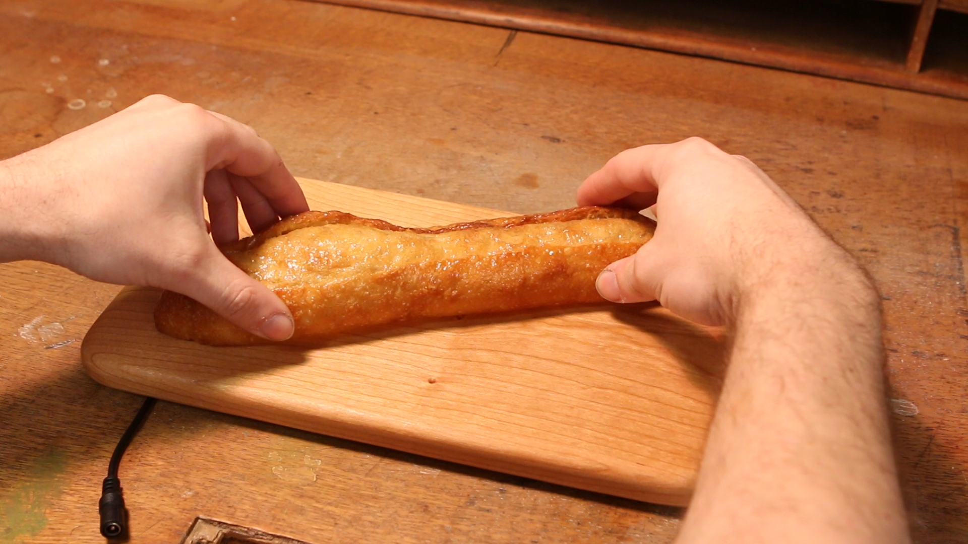 Picture of Bread Adhesion