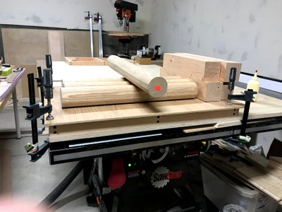 Attach Outer Ply to Side Panels