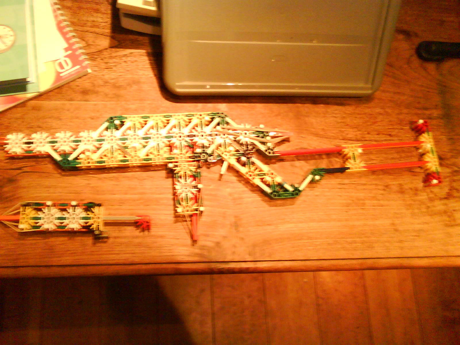 Picture of Knex Assault Rifle (with Detachable Mag)