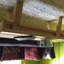 """2X4 Sawhorse Furniture (Bench W48""""xD12""""xH16"""")"""