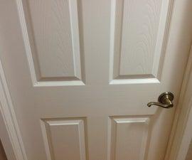 """""""Penny Locked"""" Door Prank"""