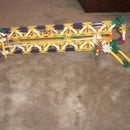 knex v1 high powerd cross bow