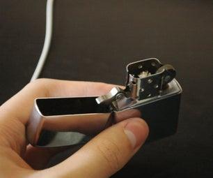 Kruger's Zippo Remote