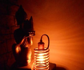The Coil Lamp