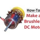 Make A Brushless DC Motor