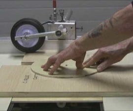 How to Cut a Perfect Circle on a Table Saw