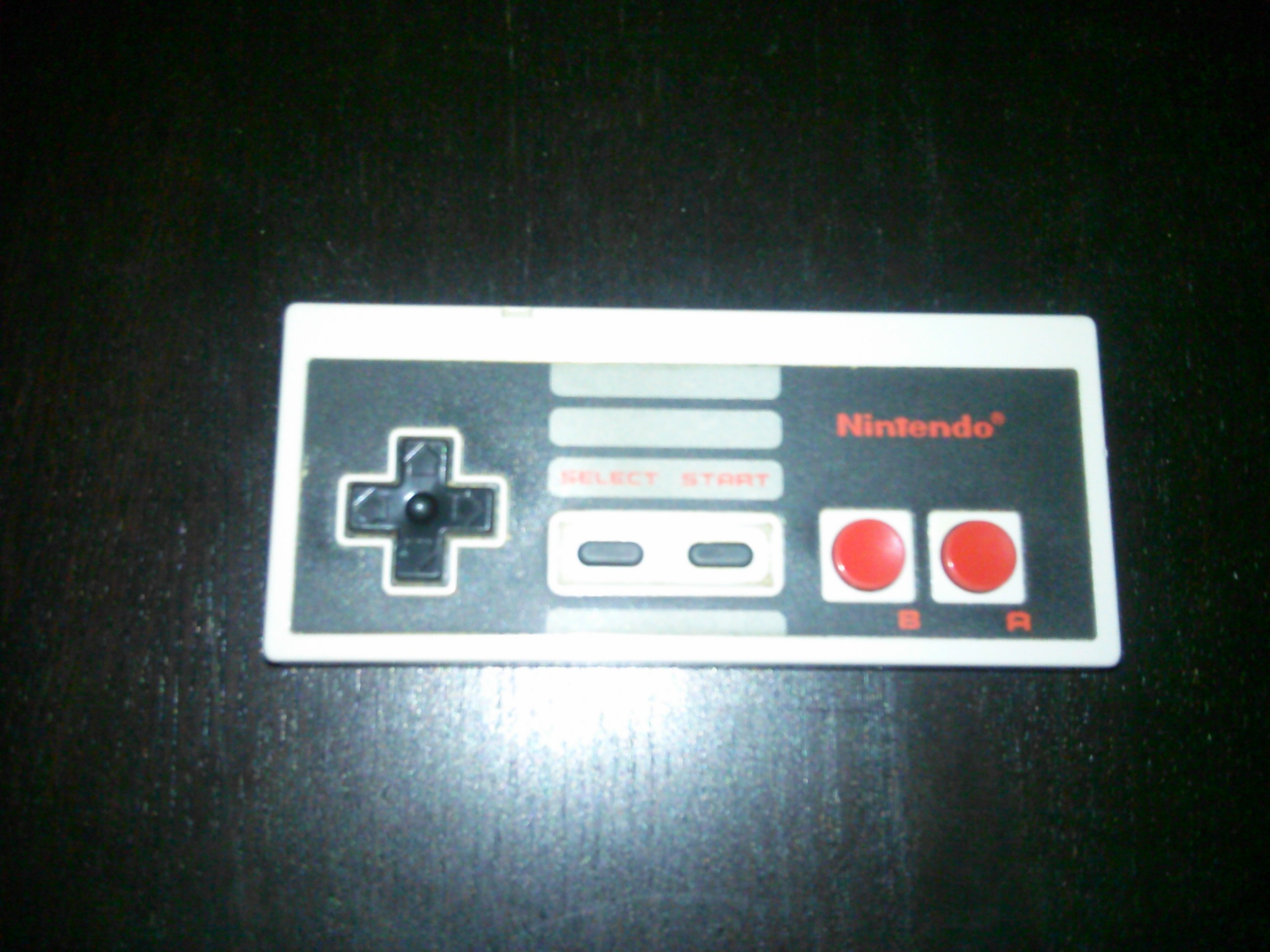 Picture of NES Controller Flashlight