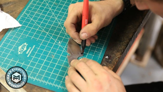 Adding a Sharpening Choil
