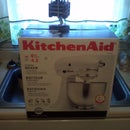Un-boxing your Kitchenaid Stand Mixer