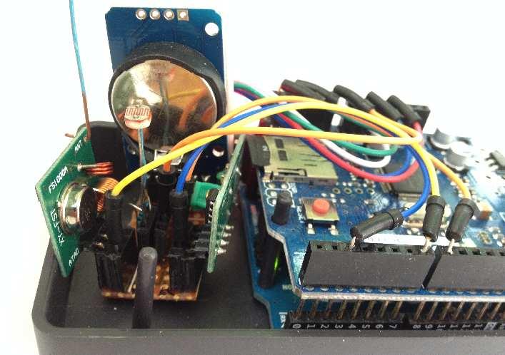 Picture of NexArdu: Illumination Smart Control
