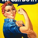 Easiest Costume Ever - Rosie The Riveter!
