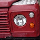 Upgrading the exterior lights on a landrover defender to NAS. (Part 1 of 3)