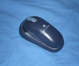 Make a Battery for a Rechargeable Mouse