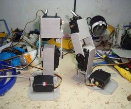 Making Humanoid Robot
