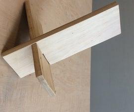 Miniature Plank Chair