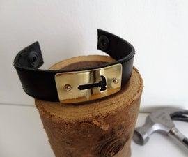 A Bracelet for a Wood Worker