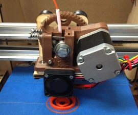 Modify Greg's Extruder for Flexible Material