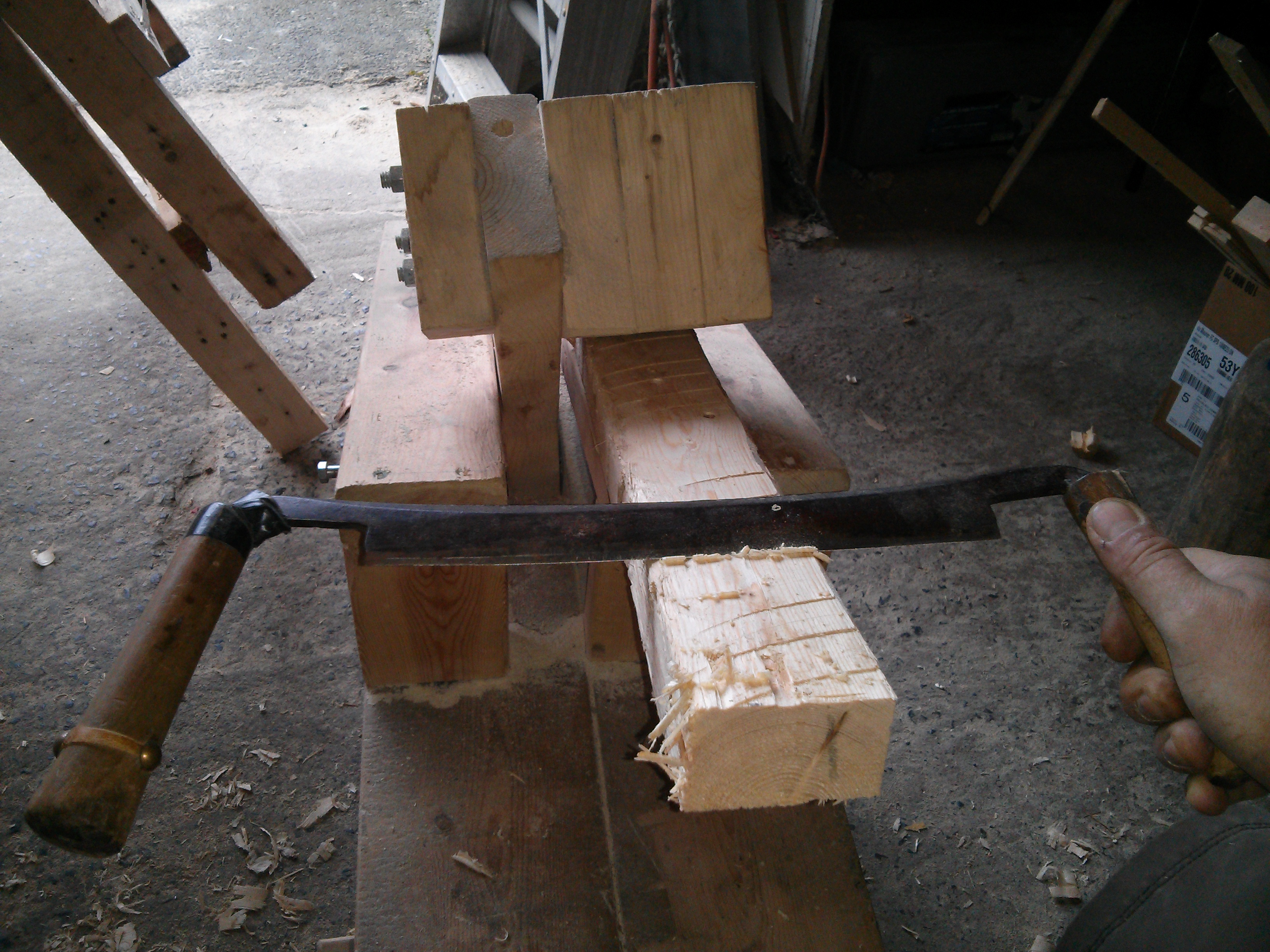 Picture of The Tool Rest Support