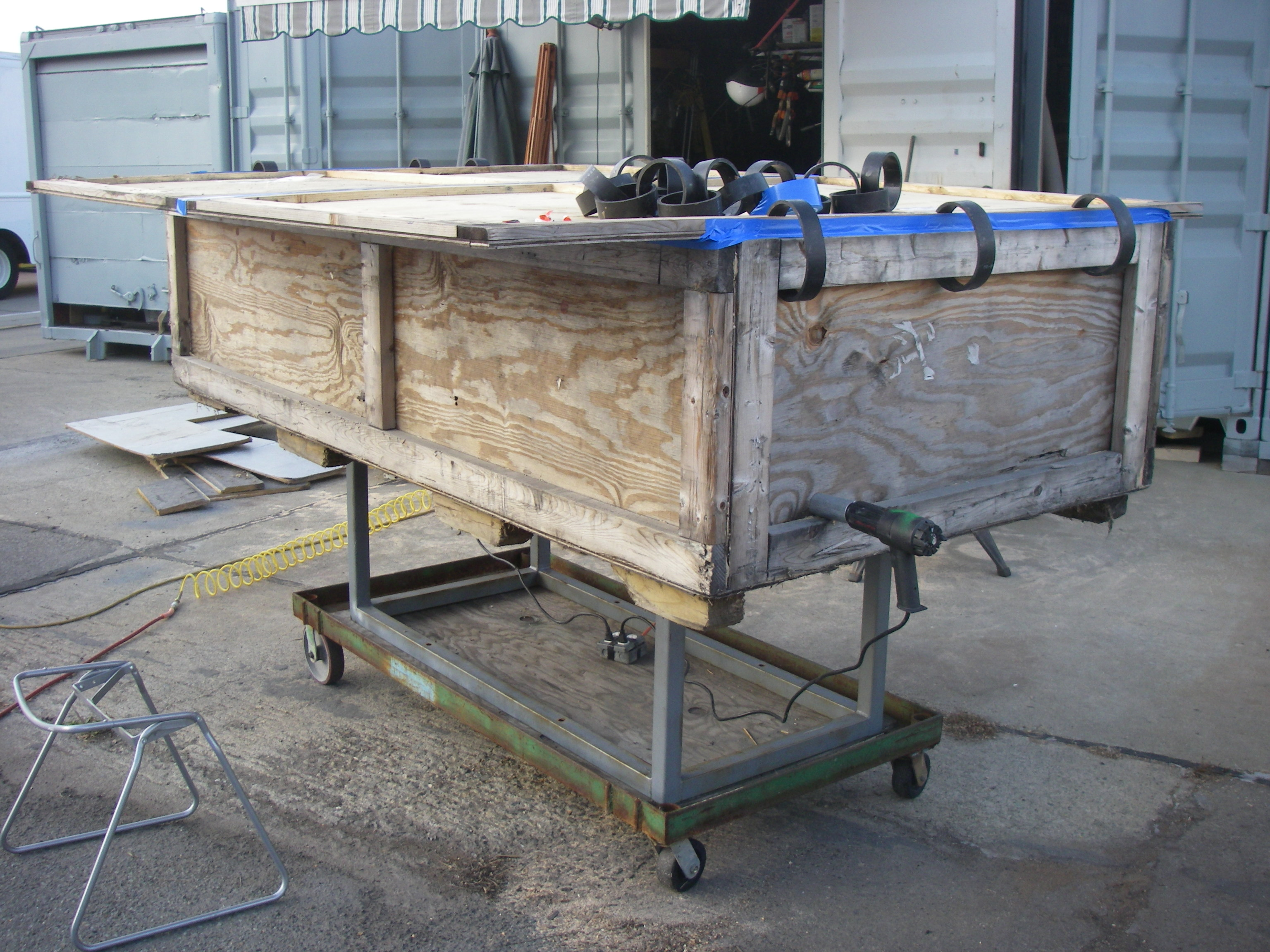 Picture of Curing Oven