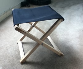 Small Foldable Chair