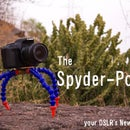 The Spyder-Pod - Your DSLR's New Friend!