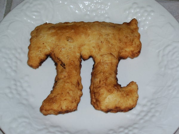 Fried Pi Pies