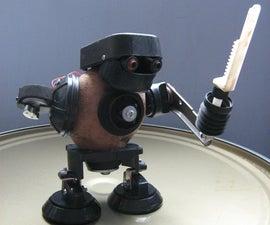 """I MADE IT!! Potatobot (Well, I like """"Potatoborg"""")"""