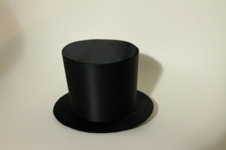 Cover and Assemble the Hat