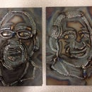 Welded Portraits