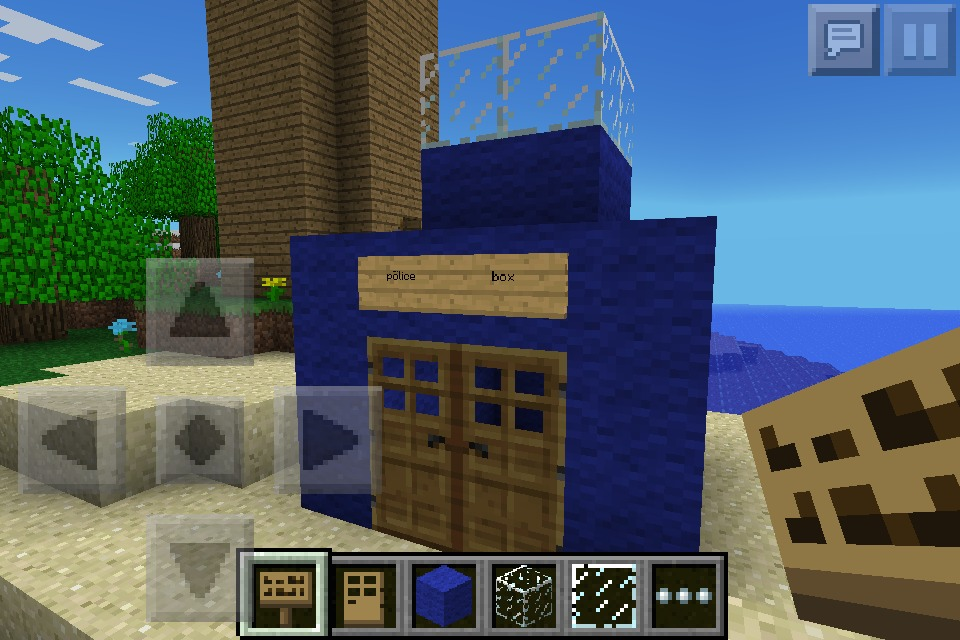 Picture of Tardis