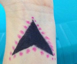 Diy Temporary Tattoo